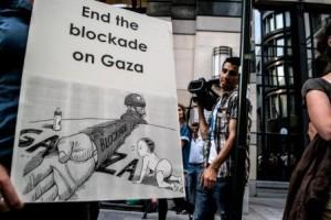 Blockade-Gaza