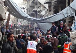 De stilte rond het Palestijnse drama in Yarmouk