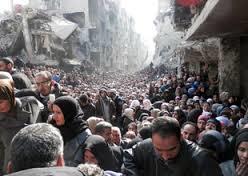 Palestijnen niet in actie voor Yarmouk
