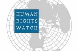 Human Rights Watch over Israel