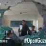 NGO's: blokkade Israel belemmert herbouw Gaza?