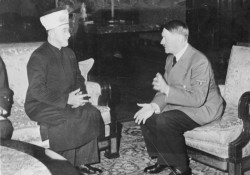 De Moefti en de Führer in Berlijn, 1941