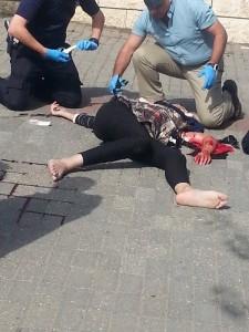 Twee gewonden in Jeruzalem, 12 oktober 2015