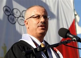 """Rami Hamdallah: """"Israël probeert de hoop te onderdrukken"""""""