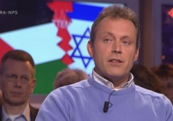 Framing Israel: Sander van Hoorn over het NOS Journaal