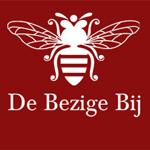 logo van uitgeverij De Bezige Bij