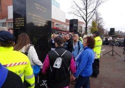 Kristallnachtherdenking: dubbele maatstaven van Van der Laan