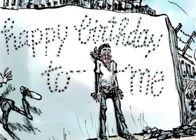Collignon en de karikatuur van Israel