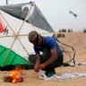 Gaza: die vlieger ging niet op