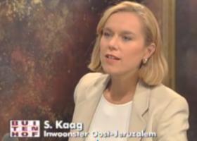 Sigrid Kaag: topdiplomaat met Palestijnse banden (2)
