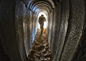 Media over Israël: Tunnel tussen Gaza en Israël
