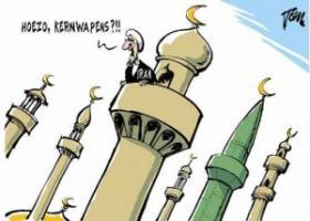 De dreiging van Israel of de dreiging van Iran