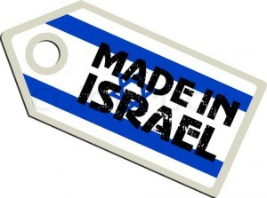 Label Made in Israel